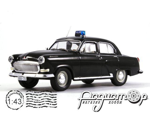 ГАЗ-21С «Волга» Polisi (полиция Финляндии) (1965) CLC248