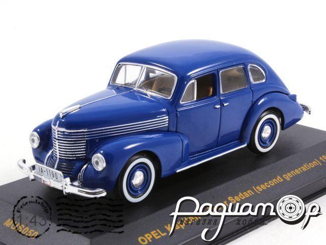 Opel Kapitan 4-Door Sedan (1950) MUS050