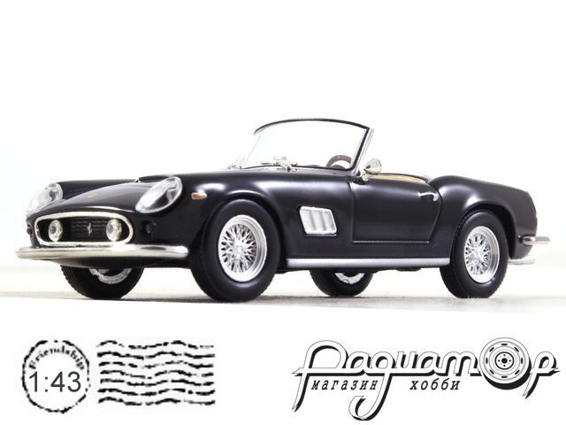 Коллекция Феррари №28 Ferrari 250 GT California (1958)
