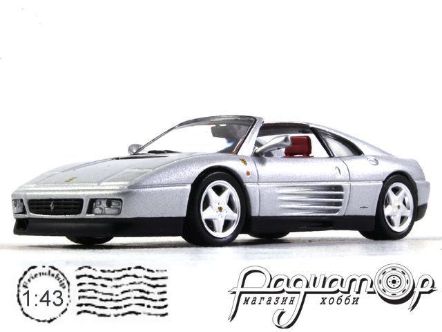 Коллекция Феррари №41 Ferrari 348 TS (1989)