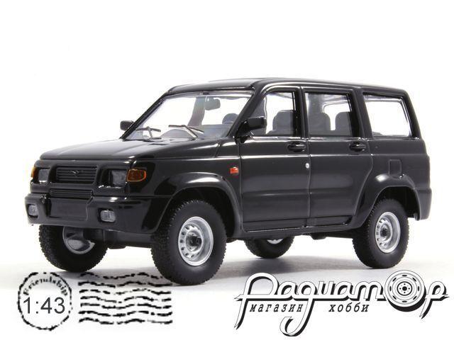 УАЗ-3162 «Симбир» (2000) 100183-D