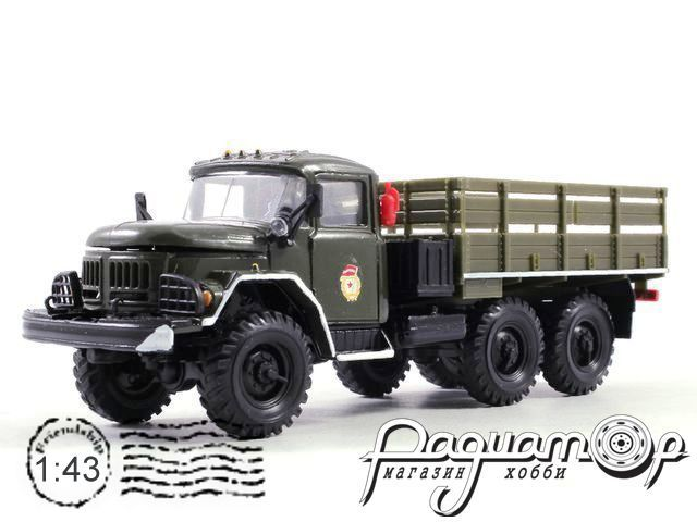 ЗиЛ-131 бортовой, Парадный (1966) EL02006