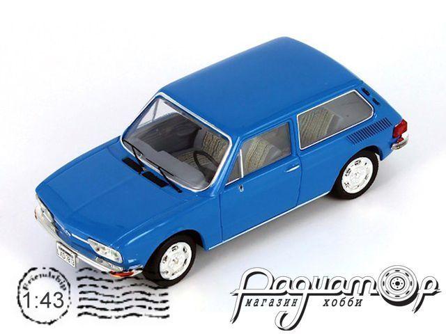 Volkswagen Brasilia (1975) PRD236