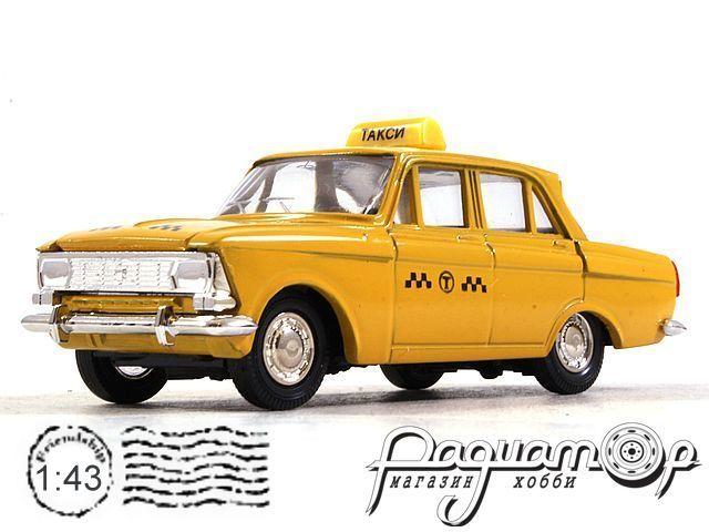 Москвич-412 Такси (1967) 43150