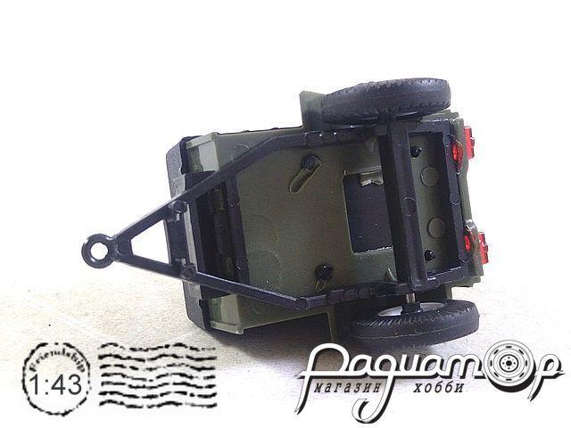 Прицеп с тентом (УАЗ) 13000-3