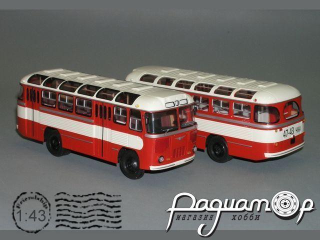 ПАЗ-652 и к/ф «Королева бензоколонки» (1962) V3-00.1