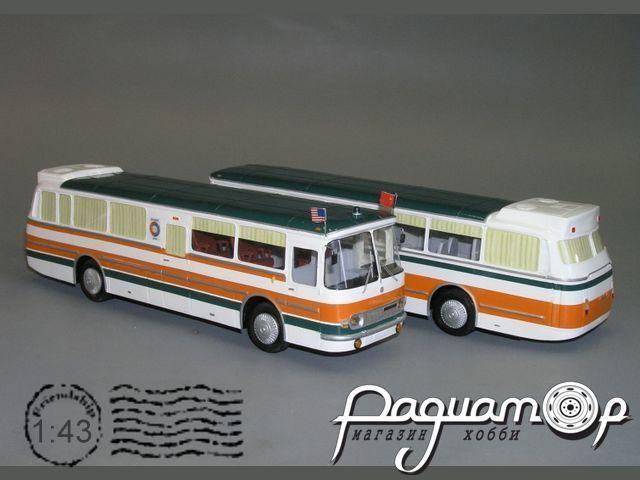 ЛАЗ-699П ранний экзэмпляр (1974) V3-39.1