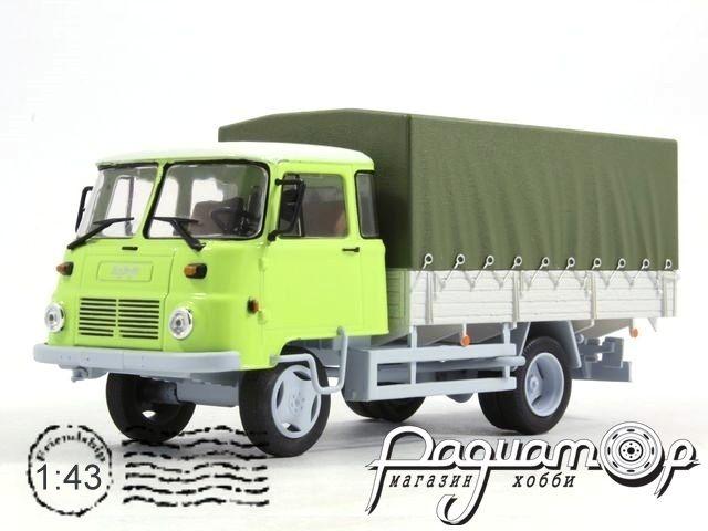 Robur LD 3001 бортовой (1985) CH167417 (V)