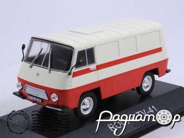 Masini de Legenda №61, Rocar TV-41 (1990) (ML)
