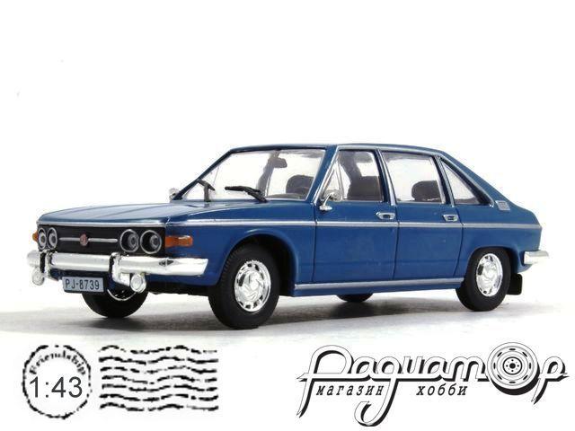 Masini de Legenda №58, Tatra 613 (1974) (ML)