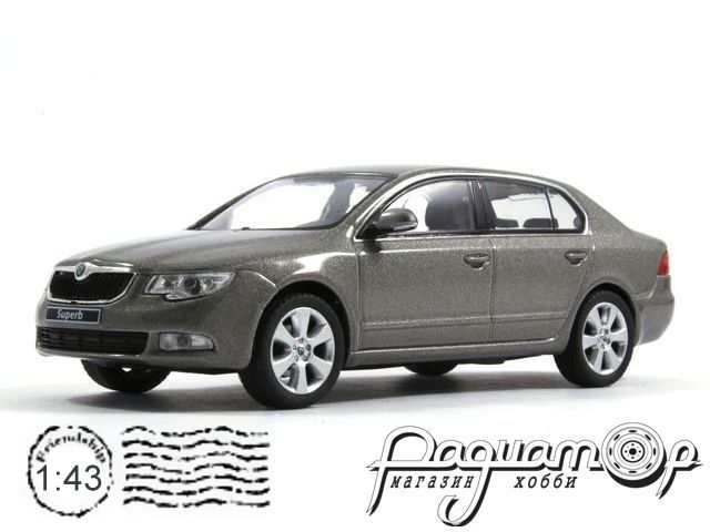 Skoda Superb II (2008) 010YB