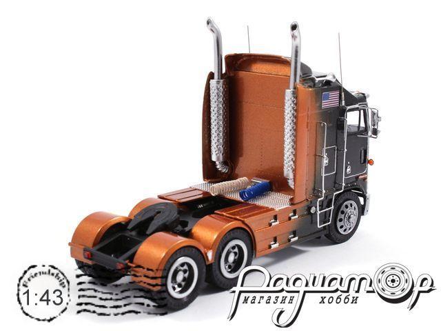 Kenworth K100E Aero Dynes tractor (1984) 13-2-1-D