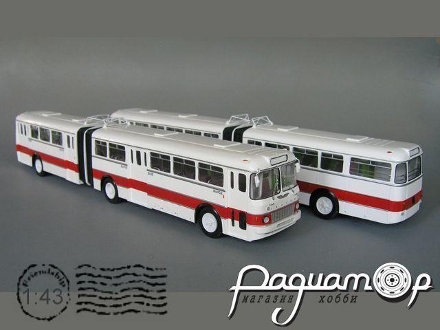 Ikarus 180 сочленённый (1964) V5-18