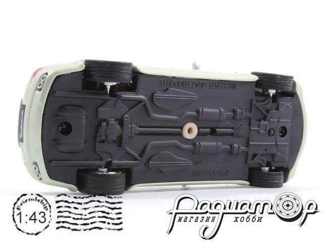 Суперкары №64, Maserati Quattroporte (2009) (I)