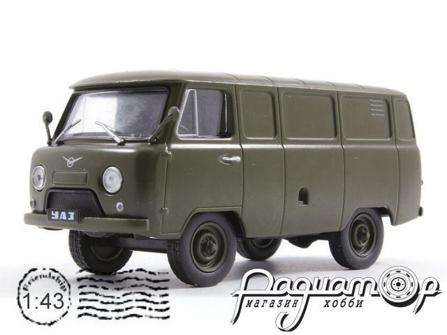 Автолегенды СССР №106, УАЗ-451М (1961)