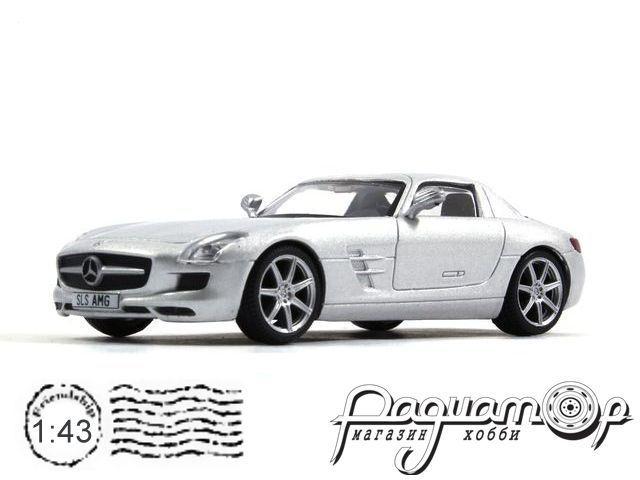 Суперкары №14, Mercedes-Benz SLS AMG (2010)