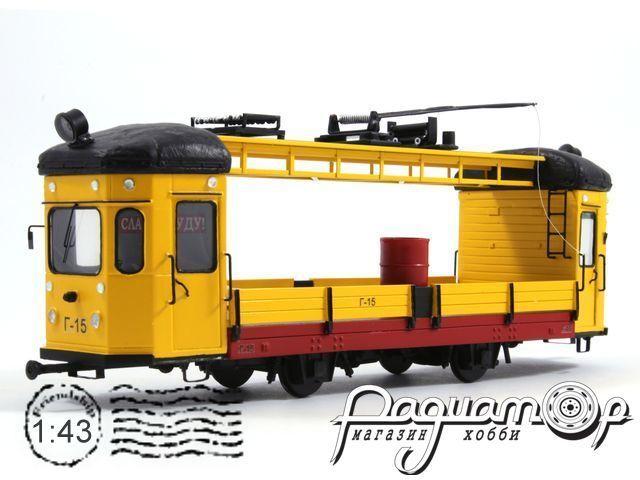 Трамвай Г-15 (1964) 11-7