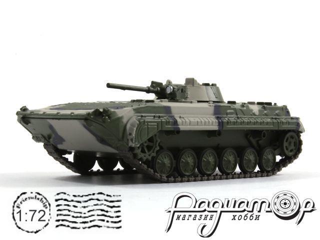 Русские танки №75, БМП-1 (1966)