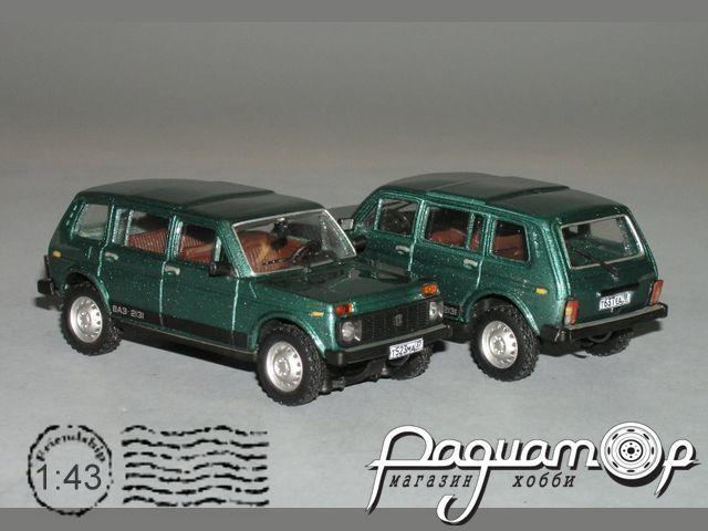 ВАЗ-2131 «Нива» удлинённая (1993) РZ-70 (NB)