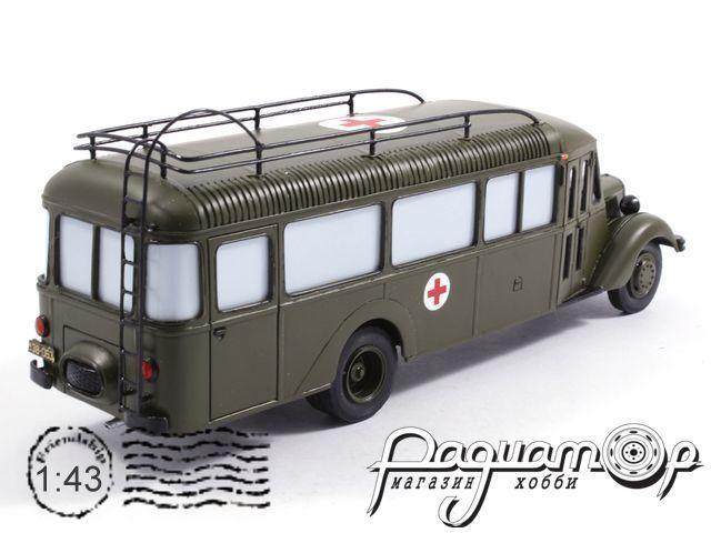 Citroen C-45 медицинская помощь (1947) 8-12M