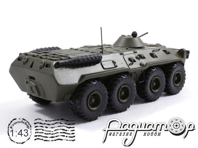 БТР-80 бронетранспортер (1984) 17-13M
