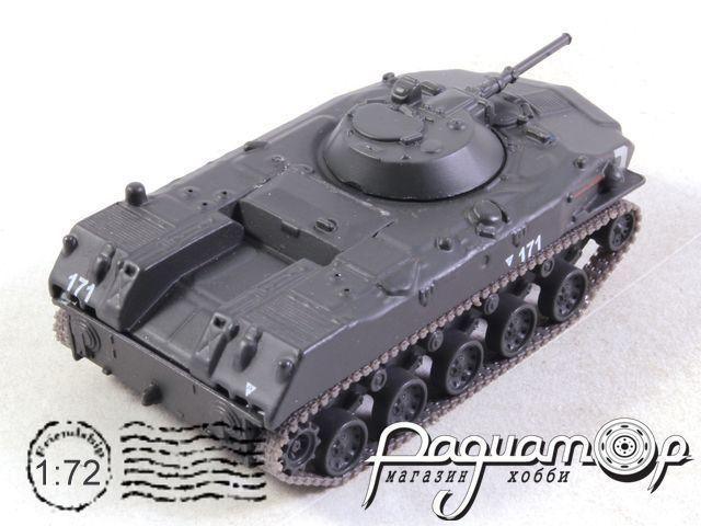 Русские танки №19, БМД-1 (1969)