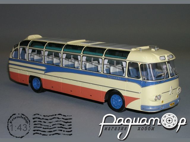 ЛАЗ-699А «Карпаты-1» (1961) V3-35.3