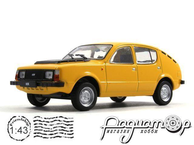 Автолегенды СССР №108, ИЖ-13 «Старт» (1972) (I) 1034