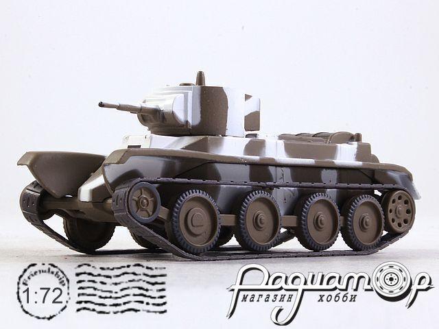Русские танки №24, БТ-5 (1933) (L) 3021