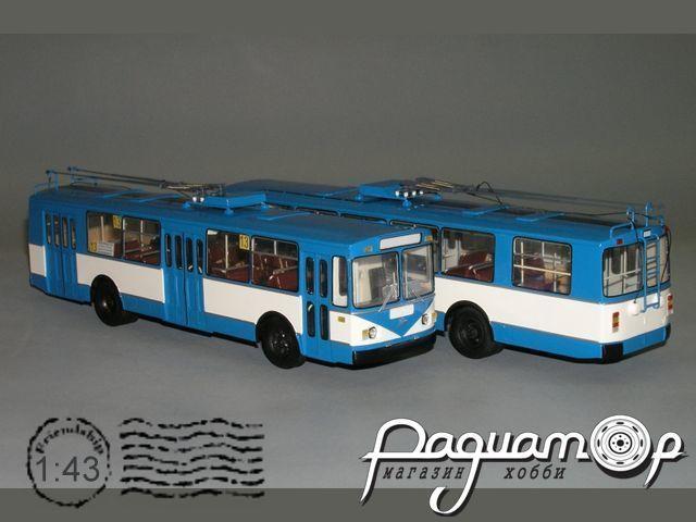 Троллейбус ЗИУ-682Г Санкт Петербург (1985) W1-39.3