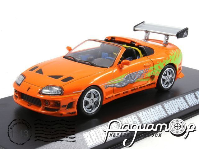 Toyota Supra Mk.IV из к/ф