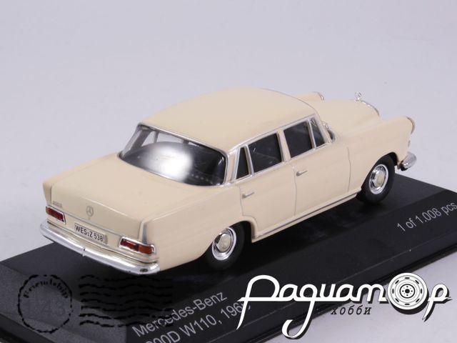 Mercedes-Benz 200 D (W110) (1965) WB046