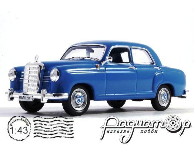Mercedes-Benz 180 D (W120) (1954) WB048