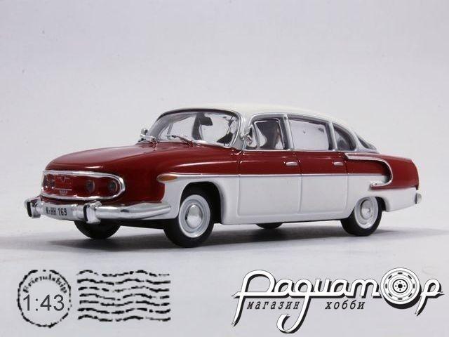 Tatra 603 (1962) WB049