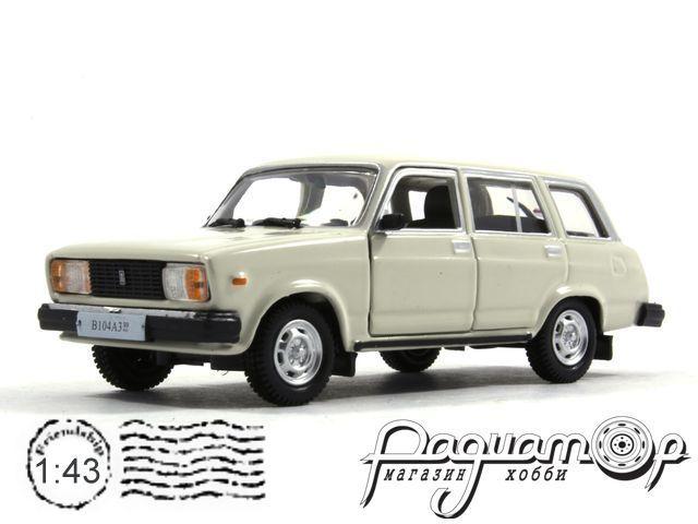 ВАЗ-2104 «Жигули» (1984) BR-45701-W