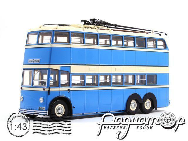 Троллейбус ЯТБ-3 (1938) UM43-A5-1
