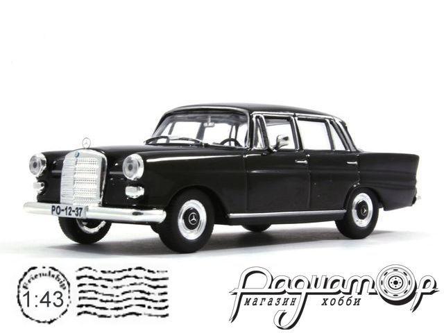 Retroautok №113, Mercedes-Benz W110 (1961)