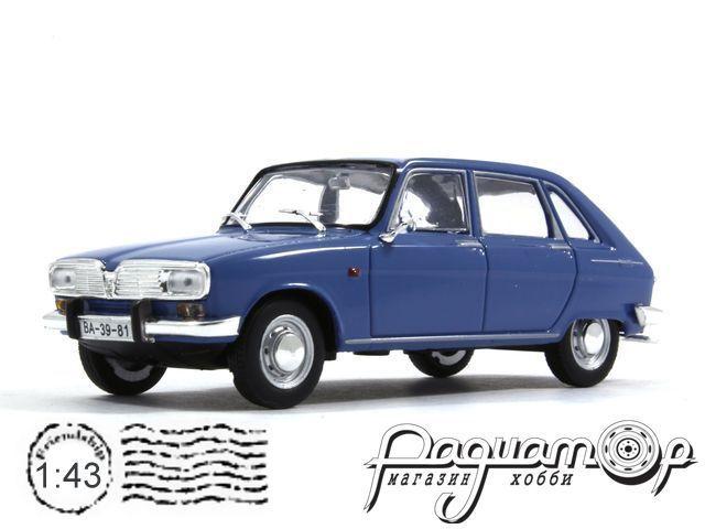 Retroautok №115, Renault 16 (1965)