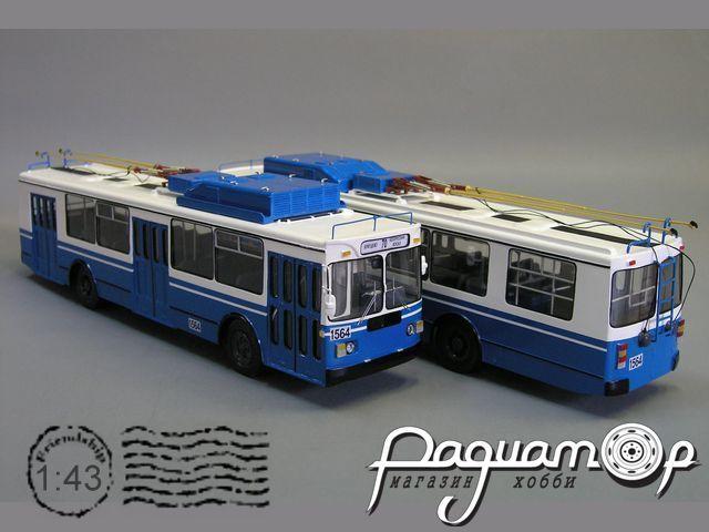 Троллейбус ЗИУ-682Г М1 Москва, 1-й парк (2003) W1-43.1