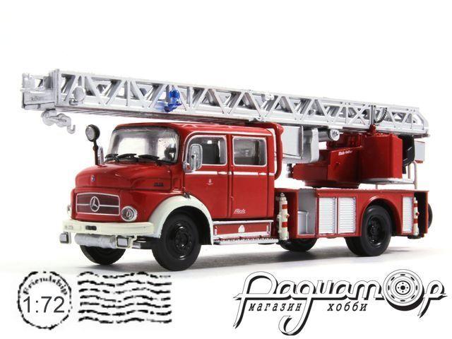 Mercedes-Benz L1519 пожарная автолестница (1975) CH187108 (V)