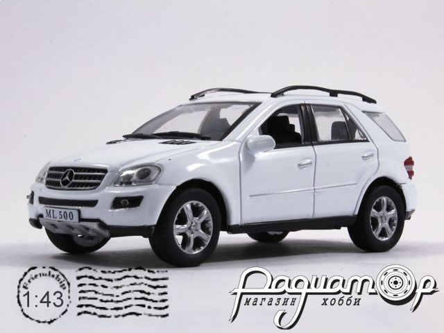 Суперкары №68, Mercedes-Benz ML 500 (2000)