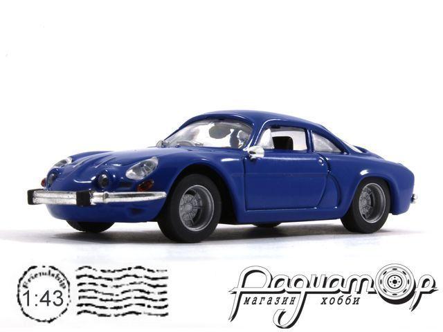 Renault Alpine A110 (1963) LS19