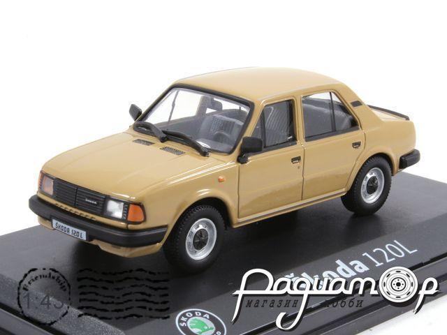 Skoda 120L (1976) 702R (TI)