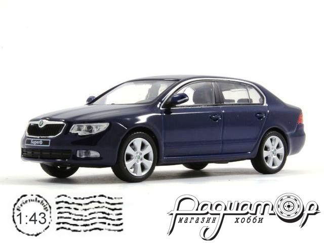 Skoda Superb II (2008) 010KC
