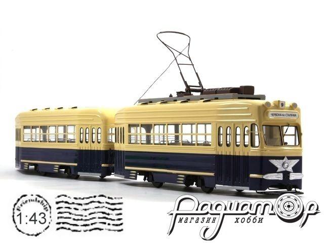Трамвай КТМ-1/КТП-1 (1947)