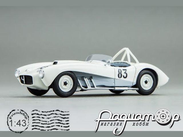 ЗИЛ-112С шасси №2 (1967) 111214