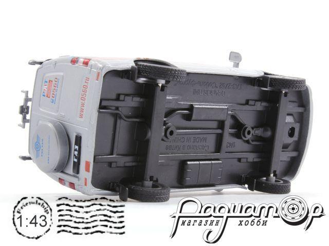 Автомобиль на службе №60, ГАЗ-27527 «Соболь» техпомощь (1998) (L) 3015