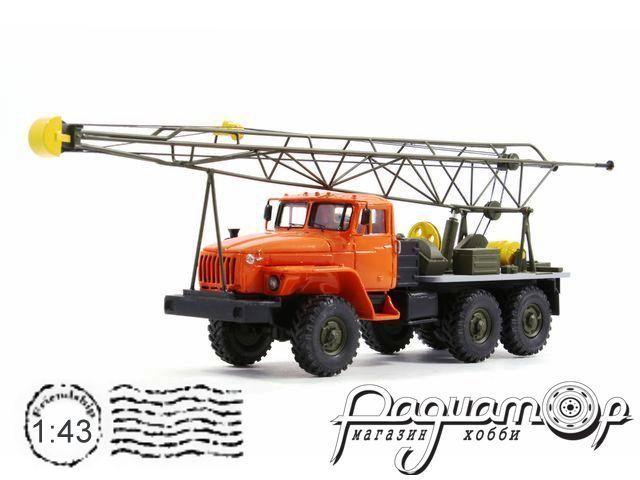 Урал-4320 УРБ 2,5 АК (1980)