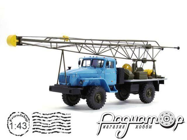 Урал-43206 УРБ 2,5 АК (1980)