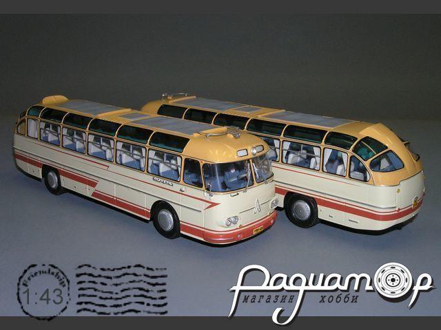 ЛАЗ-699 «Карпаты-2» (1961) V3-35.2